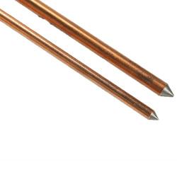 Jabalina genrod 3/8 x 1000mm cobre