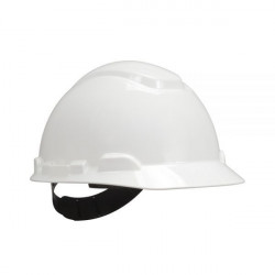 Casco 3m proteccion blanco h-700