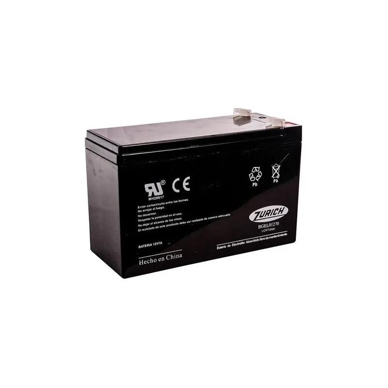 Bateria atomlux 12v 7,2a