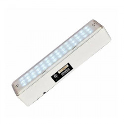 Luminaria atomlux emergencia 30 led 3hs