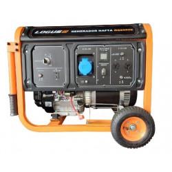 Generador logus gl5500e 5500w 13hp premium