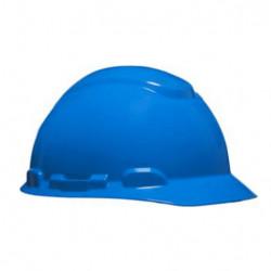 Casco 3m proteccion azul h-700