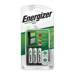 Cargador energizer pilas max