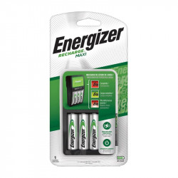 Cargador energizer pilas max (chvcmwb-2)(922531)