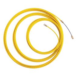 Cinta viyilant pasacable 5mm 20mts helicoidal amarillo