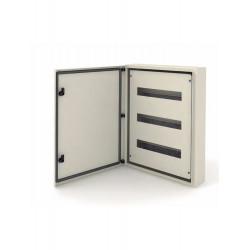 Gabinete genrod estanco con contrafrente din 45x60x10