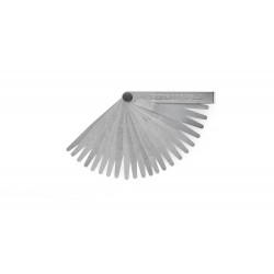 Sonda bremen 20 piezas 0.002 a 0.040 mm
