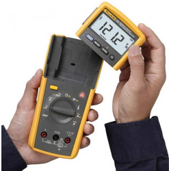 Fluke 233 multimetro c/dislay remoto bluetooth industrial