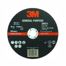 Disco 3m uso general grano 46