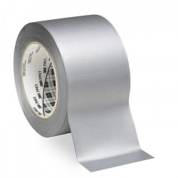 Rollo cinta 3m duct tape 50mmx9mm
