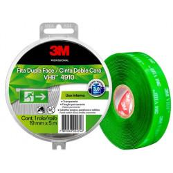 Rollo cinta 3m doble cara vhb 4910 uso interior