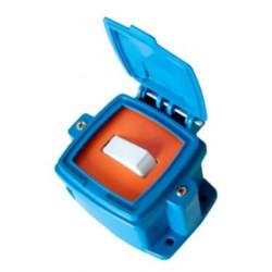 Caja solnic capsulada 1 interruptor 6a