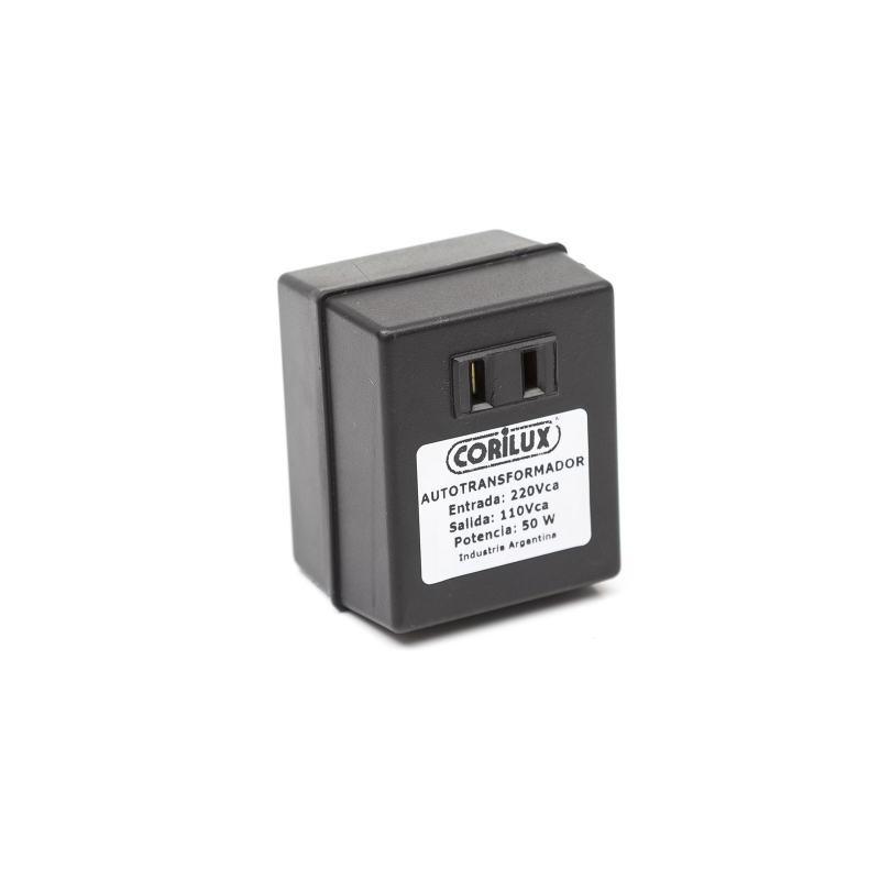 Transformador corilux 220/110vca 50w...