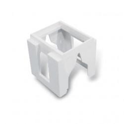 Adaptador cambre riel din modulo doble