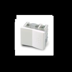 Modulo cambre bauhaus bco.06021 combinacion doble