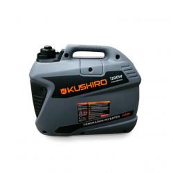 Generador kushiro inverter .pn 1000w pp 1200w (gi12k)
