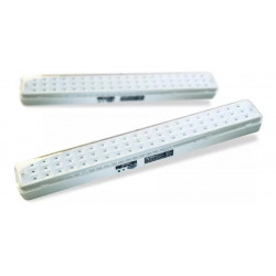Luminaria atomlux 2020 litio led/c 60leds alto brillo 6 /...