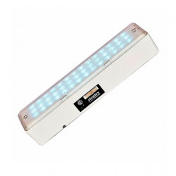 Luminaria atomlux 2045 litio led/c 42leds alto brillo 9 /...