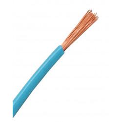 Cable imsa 1x10 mm celeste