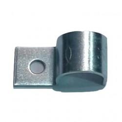 Abrazadera fischer 1/2 metalica