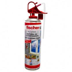 Espuma fischer pu 1/750 monocomponente