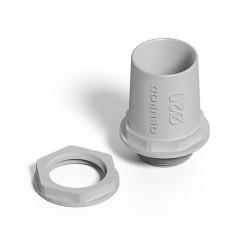 Conector genrod pvc para caño rigido 2'