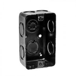Caja lsm rectangular chapa
