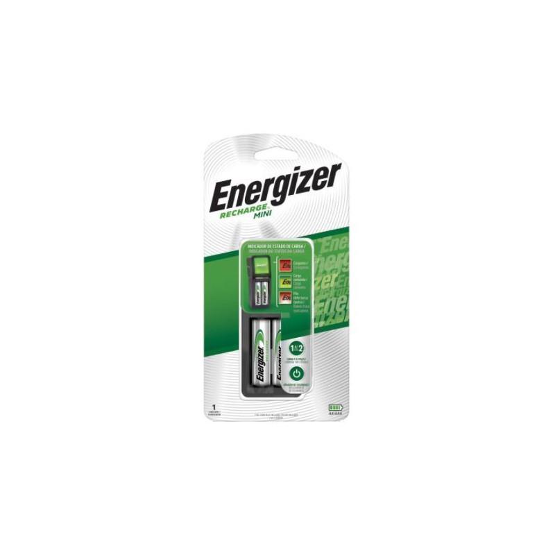 Cargador energizer pilas mini