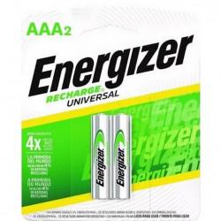 Pila energizer recargable aaa