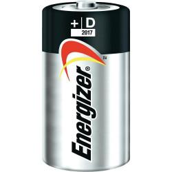 Pila energizer max d grande