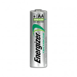 Pila energizer recargable aa